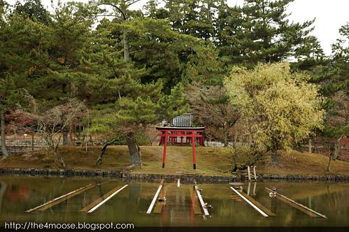 Nara 奈良 - Nara Kōen 奈良公