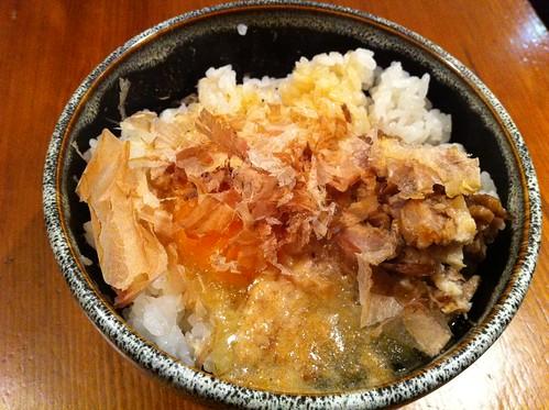 卵かけご飯 (風来居)