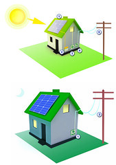 Diagram of Solar Power (simpsonflickr) Tags: blue original red white black game green art illustration digital photoshop work logo paint character canvas diagram editorial videogame illo concept portfolio brand simpson ~ remindsmeof similarto betterthan garysimpson