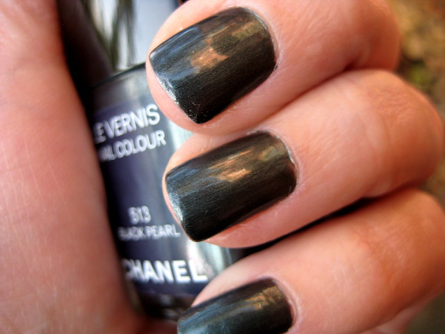 Chanel :: Black Pearl