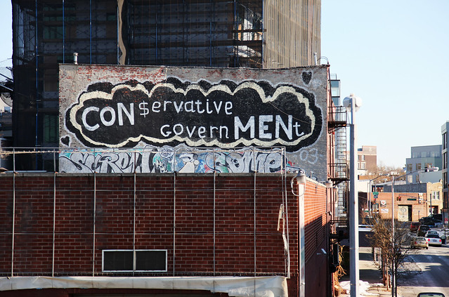 CONservative governMENt - Brooklyn