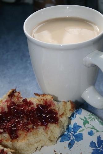 morning cuppa
