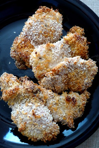 Oven Baked Panko-crusted Chicken | Leo S. Lo