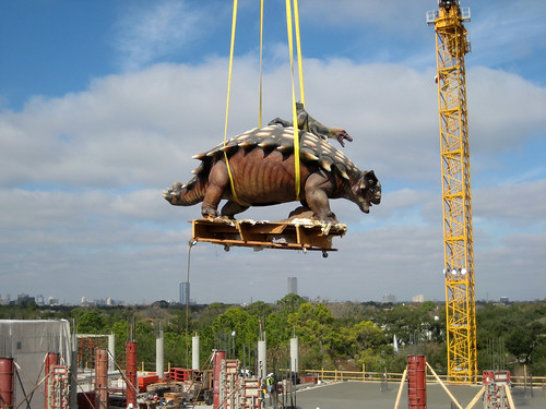 Ankylosaur Flying! [1.21.11]