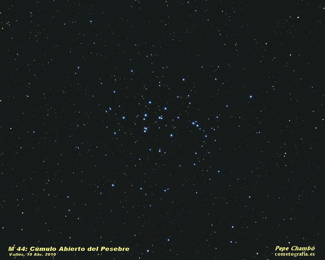 Praesepe Cluster