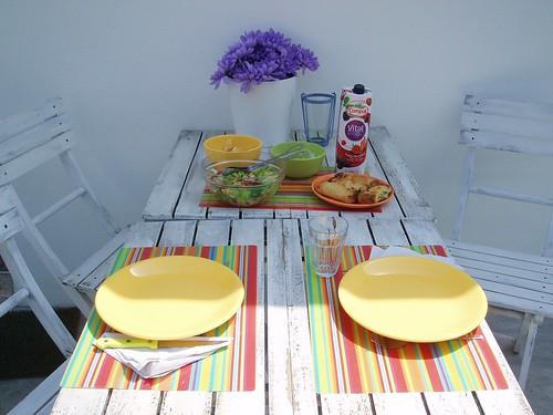 Almoço ao ar livre by SMAC colours