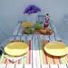 Almoço ao ar livre