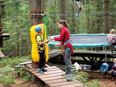 P8234066e (topzdk) Tags: treeclimbing summer 2016 czechrepublic ski slope lanovy park