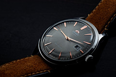 Orient Bambino V4 (paflechien33) Tags: soiréefam nikon d800 sb900 sb700 micronikkor 105mm f28 afs ifed vr g