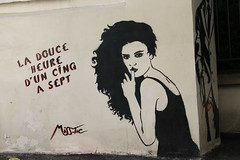 Les Graffs de Miss.Tic (SMartine .. thanks for 2 Millions Views ) Tags: martinesodaigui fresques tags graffitis graffs paris 13