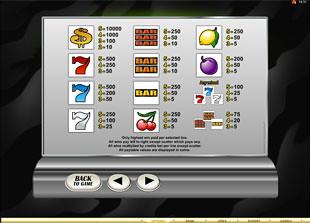 free Retro Reels slot mini symbol