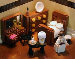 Victorian Style II | Bedchamber