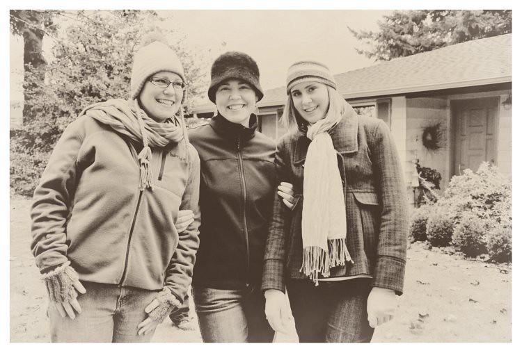 Shan, Heidi, and Ilex