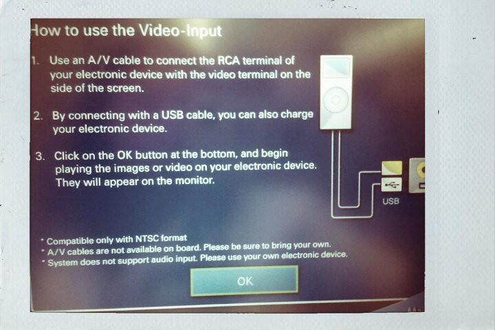 Video Input!!