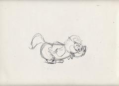 AUTOCAT & MOTOR MOUSE Animation Model Drawings 1960s (Nemo Academy) Tags: original hanna drawings barbera