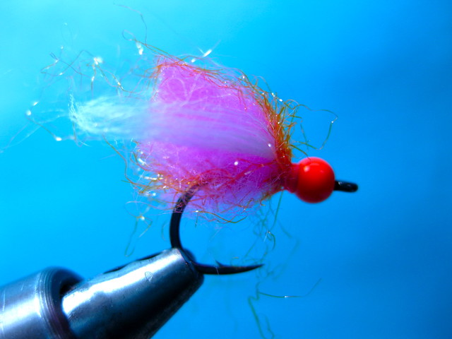 Bead Head UV Yarn Egg Pattern Fly Tying Video | The Caddis