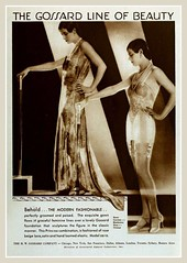 Vintage Advert for Gossard Corsets - Photoplay 1930 (CharmaineZoe) Tags: vintage thirties 1930s nostalgia