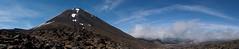 Panorama9 (eleivory) Tags: new blue newzealand nature canon landscape zealand tongariro stitched panarama canon1635f28 450d canonef1635mmf28liiusm canoneos450d