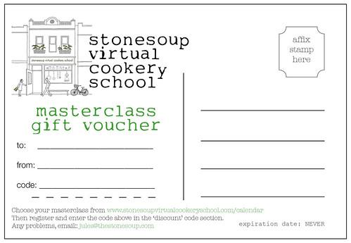 vcs masterclass gift voucher