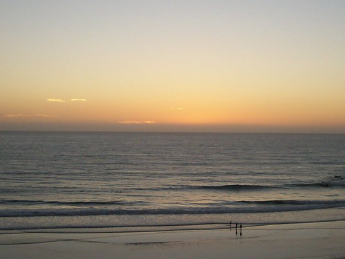 Pismo_Beach_sunset_from_Secreast_Resort_Motel_view