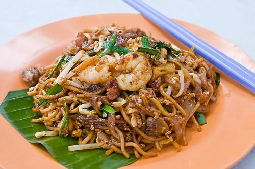 fried noodle chu yu kopitiam taman sri sinar IMG_6550