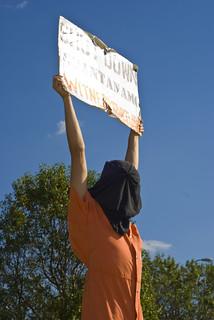 Anti-Torture Vigil - Week 21