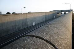 infrastructuur (Jesper2cv) Tags: netherlands amsterdam motorway nederland tunnel autobahn paysbas clearsky beton niederlande a10 amsterdamoost snelweg zeeburgereiland stadsarchief zeeburgertunnel
