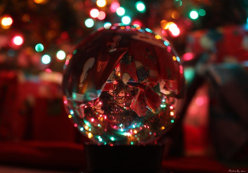 Crystal Ball Christmas