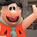Parade Balloon: Fred Flintstone in Philly