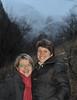 Astrite Zhubi and Danielle Pearl, Rugova Gorge, Kosovo, December 4, 2010 (Ivan S. Abrams) Tags: ivansabrams abramsandmcdanielinternationallawandeconomicdiplomacy ivansabramsarizonaattorney ivansabramsbauniversityofpittsburghjduniversityofpittsburghllmuniversityofarizonainternationallawyer