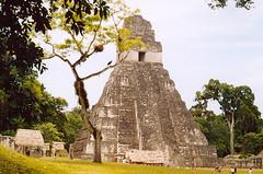 Zastavení v Guatemale – Tikal