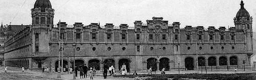 Alhóndiga Bilbao - Edificio original del Almacén de Vinos