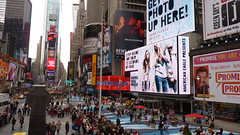 Times Square, New York, October 2010 (PaChambers) Tags: new york city nyc urban usa newyork apple architecture america spectacular geotagged lumix interestingness big october cityscape unitedstates centre united unitedstatesofamerica oct cities center panasonic explore northamerica sensational metropolis states nuev