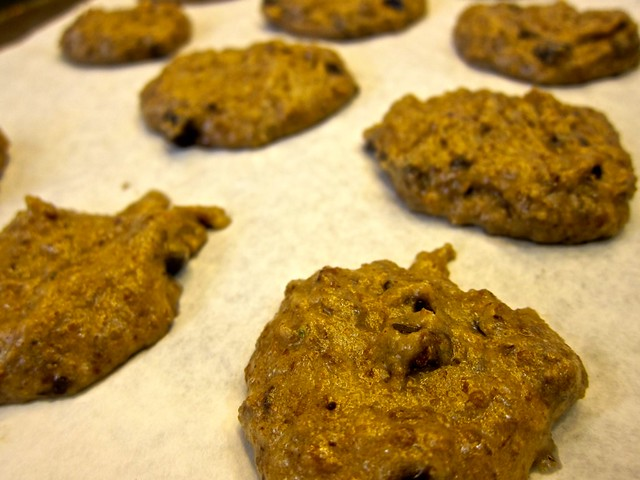 Ginger Snap Cookie Pre-Bake