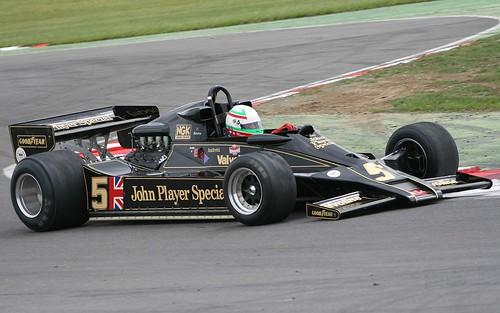 Lotus Type 79 - Snetterton Lotus Festival