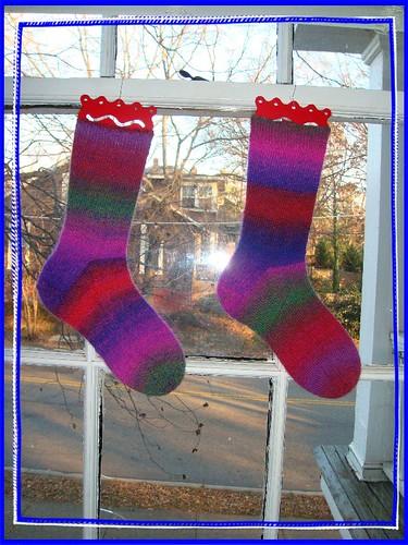hairy socks