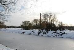 Manton Viaduct to Bracebridge lock__To Manton Viaduct_snow 395.JPG