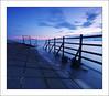 Grid (night86mare) Tags: travel light sunset beach clouds indonesia long exposure wide kr hanger 10mm balikpapan melawai