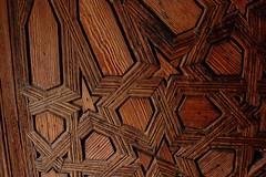 Marrakech - Estrellas de cedro (Xver) Tags: wood travel madera holidays viajes morocco estrellas marruecos cedro nikond40