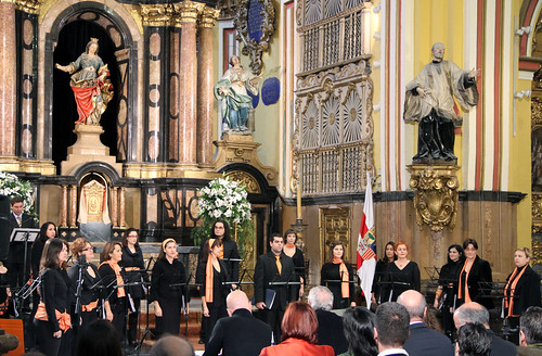 XII GRAN PREMIO NACIONAL DE CANTO CORAL - GRUPO VOCAL ENCHIRIADIS