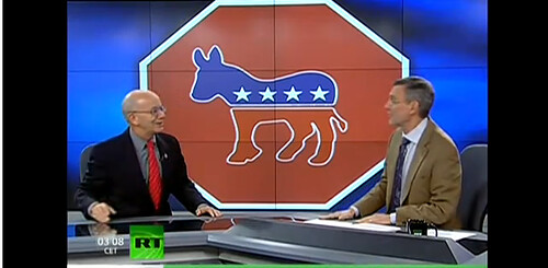 Peter DeFazio and Thom Hartmann