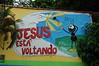 Jesus ist zurück - Jesus is back!