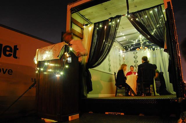 Box Truck Night Market