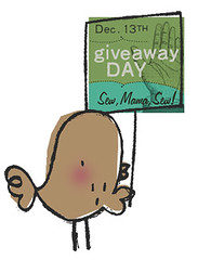 Yay! It's Giveaway Day!