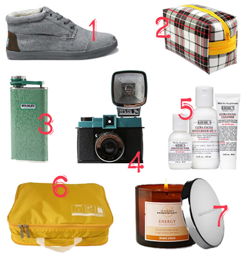 Christmas Gift Guide for a Traveler