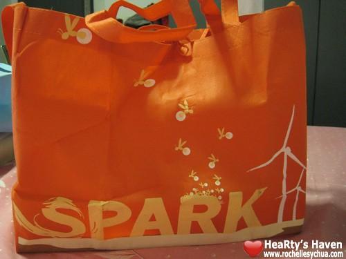 spark sm eco bag