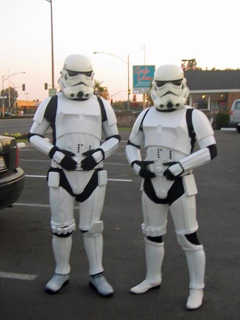 Stormtrooper Halloween