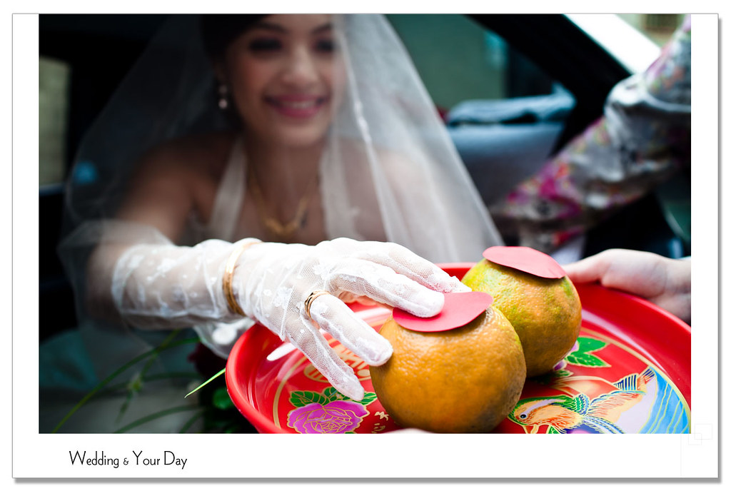 [婚禮記錄]原住民美少女!漪的婚禮紀錄