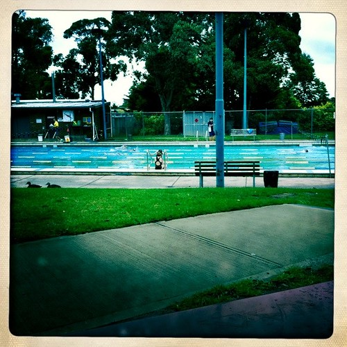 Day 339 - At the Pool