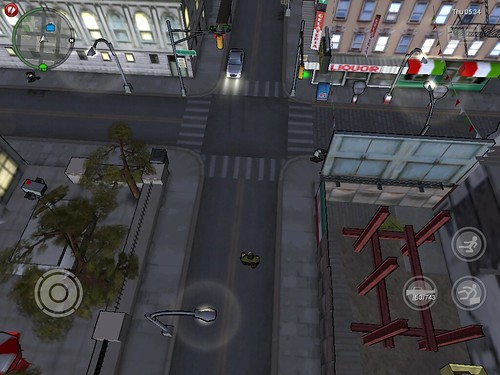 GTA Chinatown Wars on iPad